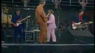 Mark Knopfler - I Think I Love You Too Much (Knebworth 1990)