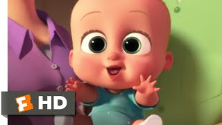 The Boss Baby (2017) - A Family of My Own Scene (10/10) | Movieclips