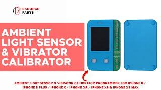 Ambient Light Sensor Programmer For iPhone