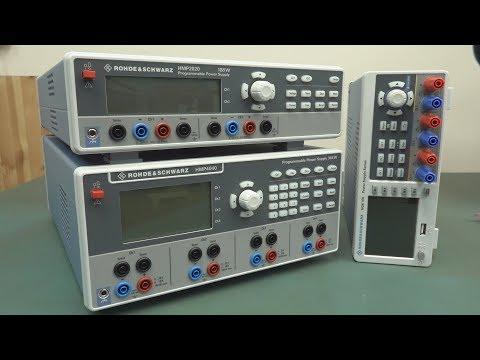 EEVblog #1173 - Rohde & Schwarz Power Supply Bonanza