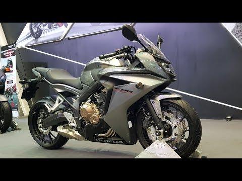 New Honda CBR 650F
