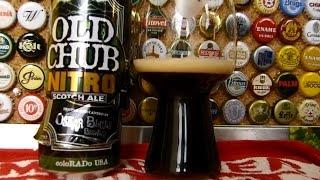 Old Chub Nitro z Oskar Blues Brewery