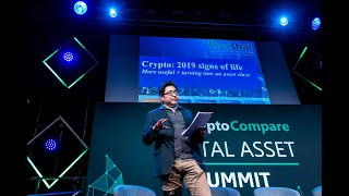Tom Lee's electrifying speech about the 2019 signs of an emerging crypto bull market