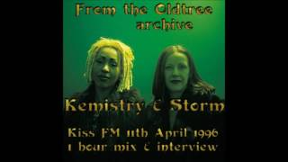 Kemistry & Storm Kiss FM 11th March 1996
