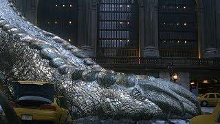 变异巨兽一出生就怀孕,一次产蛋200枚,靠繁殖占领全世界!速看科幻电影《哥斯拉》