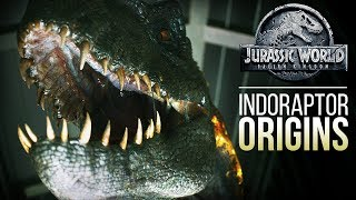 Indoraptor Origins REVEALED In CHINESE TRAILER | Jurassic World: Fallen Kingdom Extended Trailer