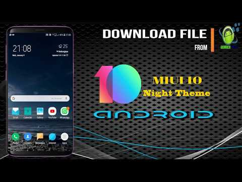 Note Evolution v2 ( Dark Edition ) Samsung Theme Oreo & Nougat