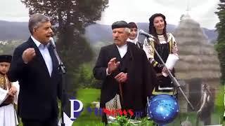 Χαιρετισμός κ. Αγοραστού στο «38ο Αντάμωμα των Σαρακατσαναίων» απο το Περτούλι