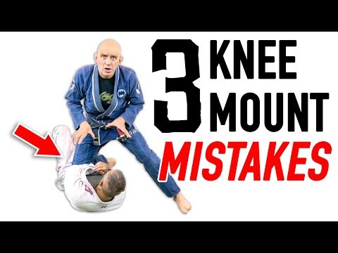 The 3 Most Common Knee Mount Mistakes