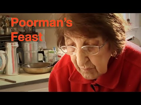93 year old teaches everyone how they cooked during the Depression.