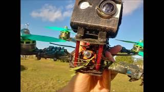 Drone racer/charqueadas-rs/crash/manobras mal executadas/final destrutivo/jellow/prop torta