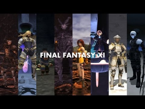 FINAL FANTASY XI: Ultimate Collection Seekers Edition Steam Key GLOBAL - 1