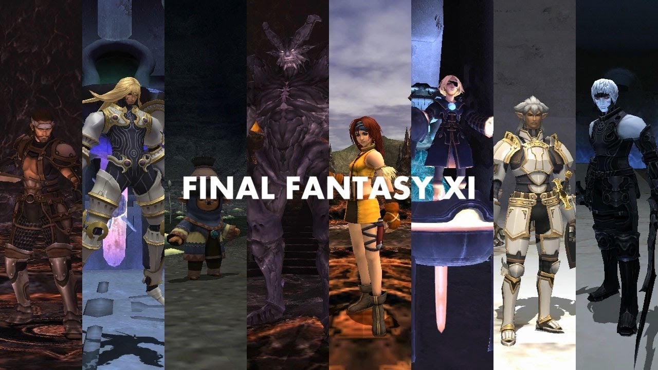 Video FINAL FANTASY® XI: ULTIMATE COLLECTION SEEKERS EDITION [PC DOWNLOAD]