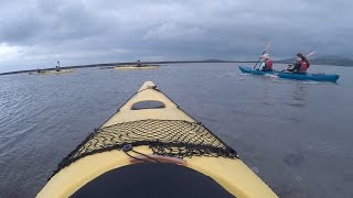 Sea Kayaking in Ireland   co  Clare