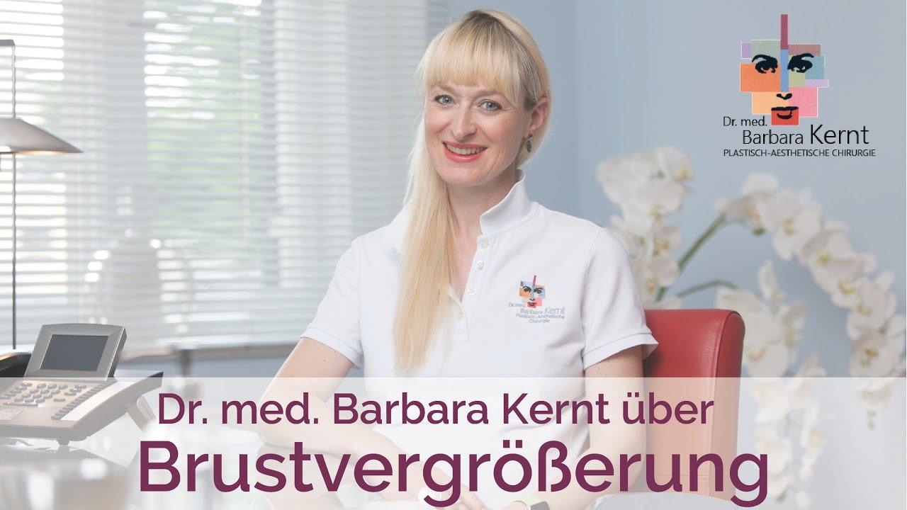 Video Dr. Kernt über die Brustvergrößerung