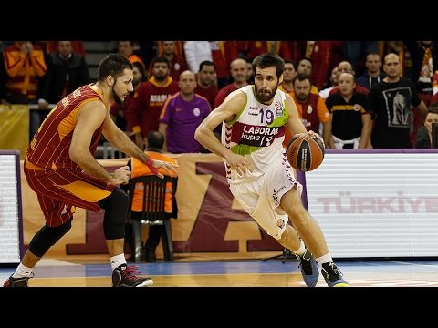 Highlights: Galatasaray Liv Hospital Istanbul-Laboral Kutxa Vitoria