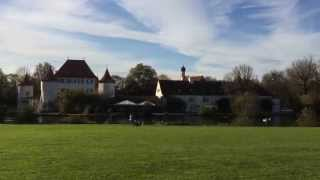 preview picture of video 'Schloss Blutenburg in München, Obermenzing.'