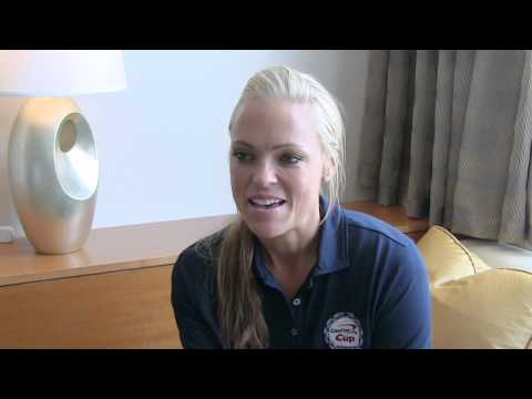 Jennie Finch Interview