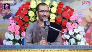 Bhagwat darshan || Deepak bhai ji || katha pt 12 || Day 04