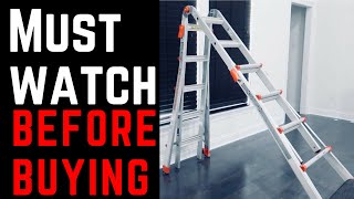 Little Giant Ladder - 3 Things You Should KNOW Before Buying