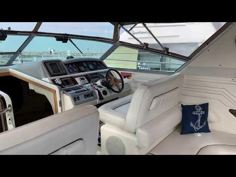 Sea Ray 400 Express Cruisers video