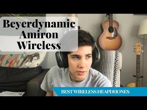 Best Wireless Audiophile Headphones – Beyerdynamic Amiron Wireless Review