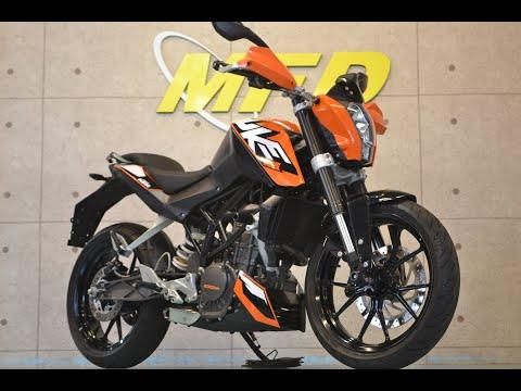 125DUKE/KTM 125cc 兵庫県 モトフィールドドッカーズ 神戸店 【MFD神戸店】