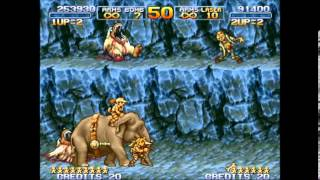 Metal Slug 3 video