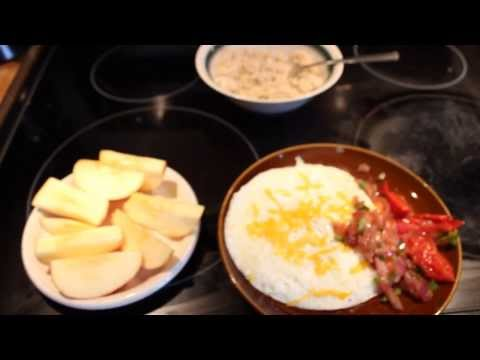 Video A Super Healthy and Delicious Breakfast Under 400 calories