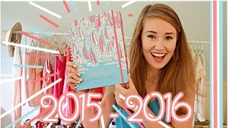 Lilly Pulitzer 2015-2016 Planner Review