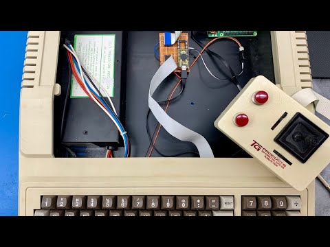 DJ's Apple II Pi Hack (Part 2/2)