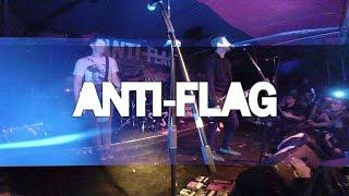 ANTI FLAG - Fuck police brutality