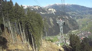 preview picture of video 'Ahornbahn Mayrhofen'
