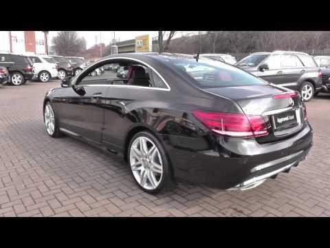 Mercedes-Benz E-Class  Coupe E250 CDI Coupe U23017