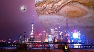 Jika Planet Lewat Di Antara Bumi Dan Bulan