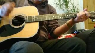 Cool Water, Guitar Cover, Joni Mitchell