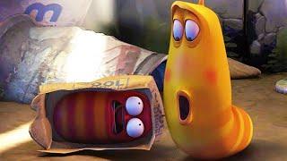 LARVA | JUGANDO AL ESCONDITE | 2018 Película Completa | Dibujos animados para niños | WildBrain