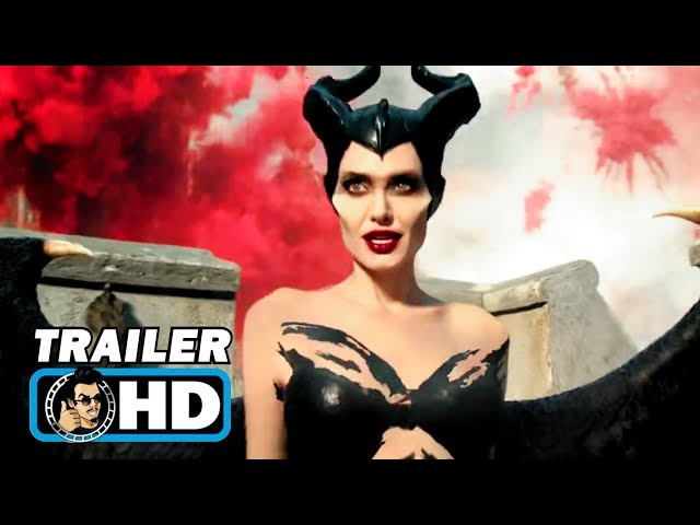 Maleficent 2 Mistress Of Evil Trailer 2019 Angelina