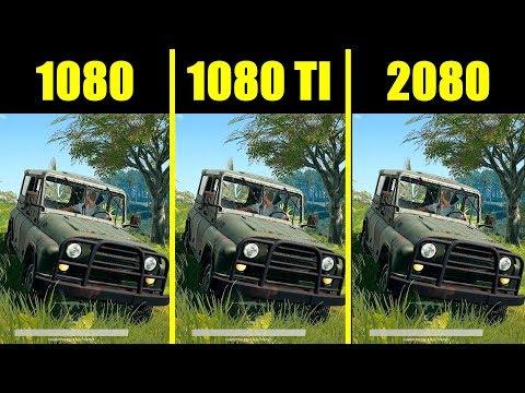 GTA 5 RTX 2080 Vs GTX 1080 TI Vs GTX 1080 Frame Rate