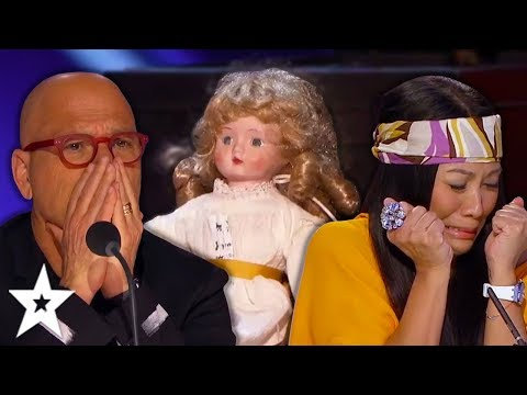 SCARIEST Auditions EVER On Got Talent Around The World! | Got Talent Global (видео)