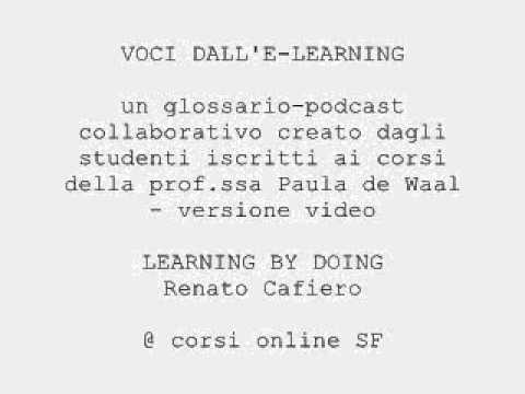 mp4 Learning By Doing Metodologia Didattica, download Learning By Doing Metodologia Didattica video klip Learning By Doing Metodologia Didattica