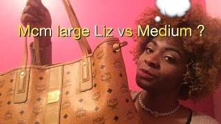 Mcm Reversible Liz Large V.s Medium