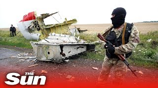 MH17 Investigators Name Four Suspects Linked To Russia