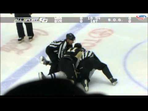 Mike Angelidis vs. Zach Sill