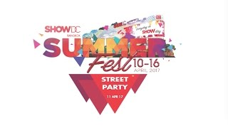 PSY - 'SHOW DC SUMMER FEST STREET PARTY' GREETING