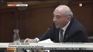Un Testigo Jurista  Luis Matamala,.SACA DE LAS CASILLAS Al Juez Marchena.