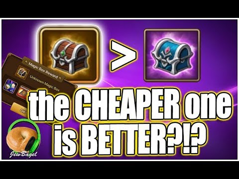 SUMMONERS WAR : Unknown Magic Boxes... actually usable?!?