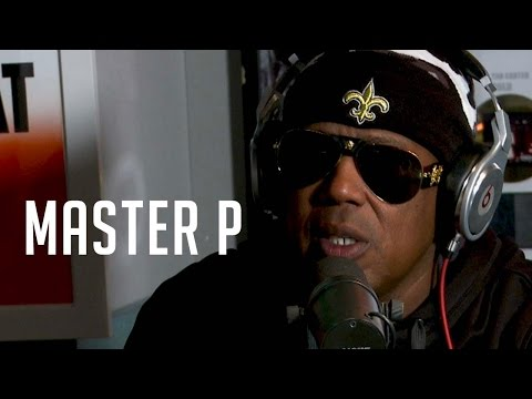 , title : 'Master P dodges wife, reality show & money questions + promotes new business