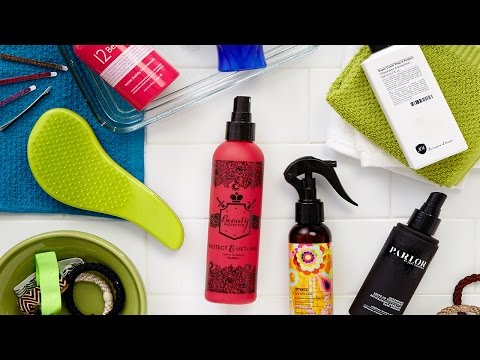 How to Use Detanglers (and Which One to Use!)