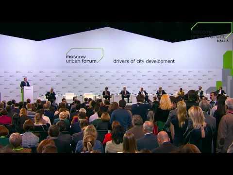 Открывающее пленарное заседание: Мегаполис и страна: Взаимодействие для развития